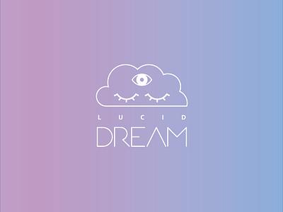Lucid Dream Logo logo branding graphic design