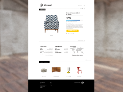 Mvstard Expanded Product View