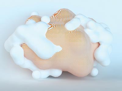 Metaballs (Animation) c4d tut cinema4d model r15