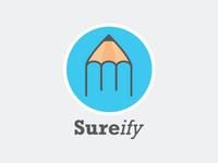 Sureify Pencil Logo