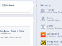 reconcepting Facebook Timeline