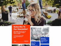 The College Survival Website