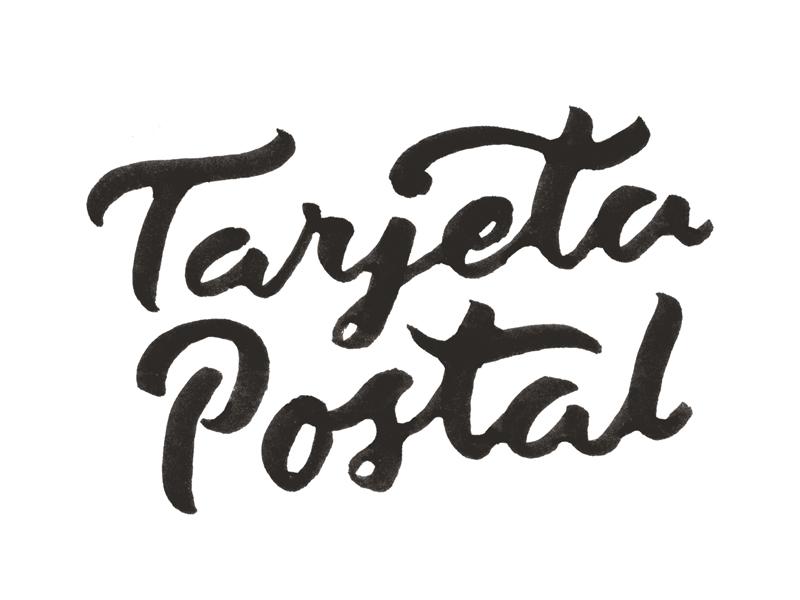 Tarjetapostal