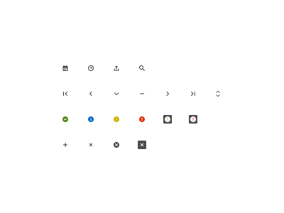 UI Icons Updated ui 24px icons