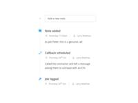 Timeline Redesign