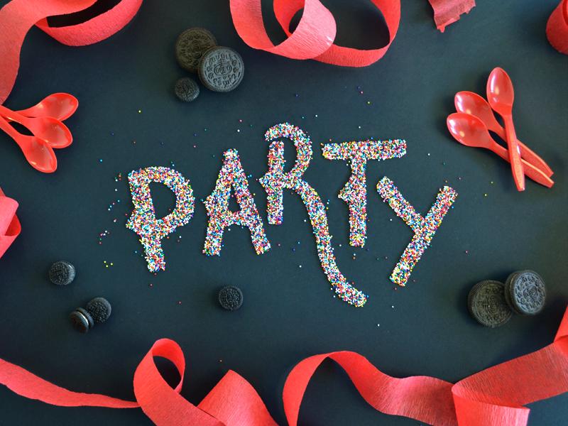 Birthday Cake Oreo Blizzard By Thomas Price Dribbble