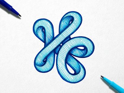 #kcLoves logo kansas city tmoneydesign lettering typography type kc kcloves