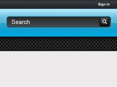 Search Bar ui search bar