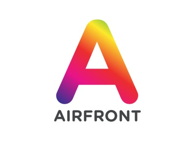 New logo logo colours airfront