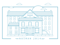 New Office - Notman House Montreal