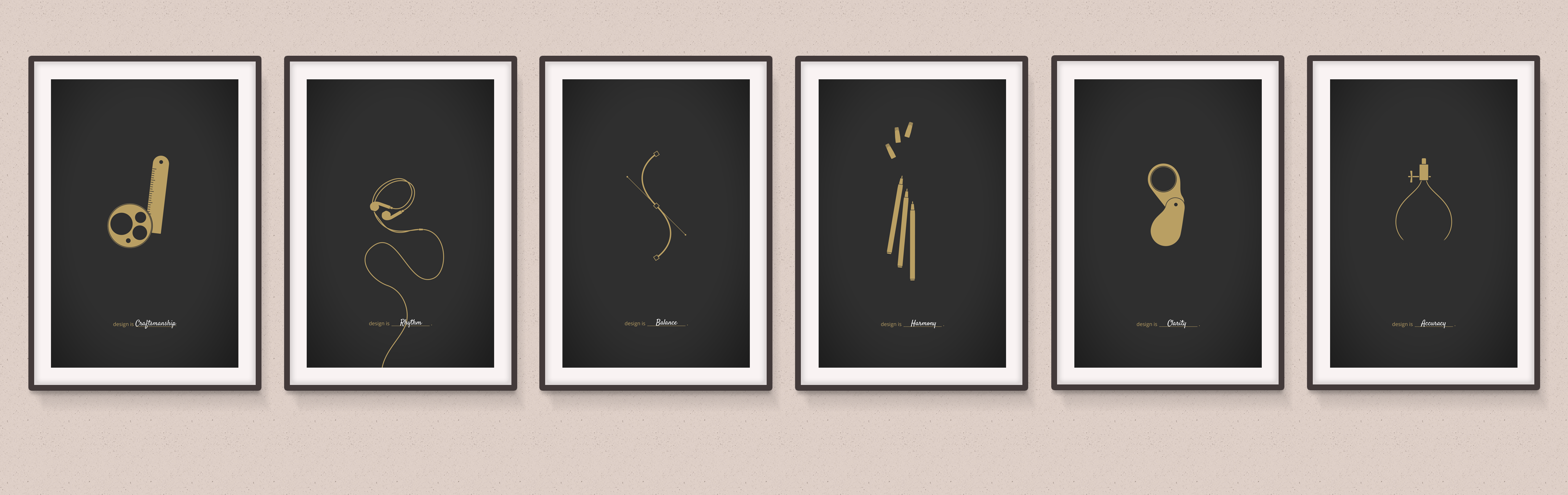 Design is posters