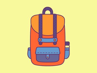 Backpackin'