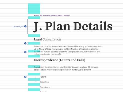 Grid Section of LS design system