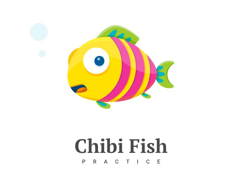 Chibifish fish