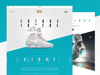 McFly design web