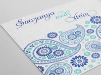 Wedding Invite : Arun & Sowjanya