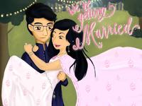 Pawan & Chavi getting married