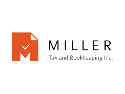 Miller Tax & Bookkeeping cpa bookkeeping tax logo