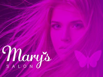 Mary's Salon ad salon beauty