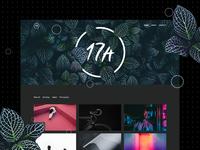 17A - Portfolio Wordpress Theme *free