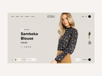 Kona Shop - Single Product