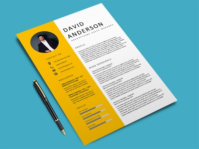 Free Advertising Sales Manager Resume Template free resume resume cv free cv template freebie free resume template resume freebies