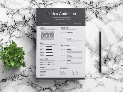 Free Chief Marketing Officer Resume Template resume template resume design cv template design free resume resume cv free cv template freebie free resume template resume freebies