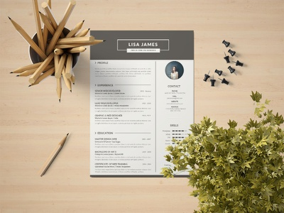 Free Digital Content Manager Resume Template design free resume resume cv resume template resume design free cv template freebie free resume template resume freebies