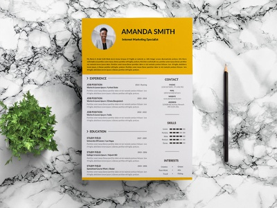 Free Internet Marketing Specialist Resume Template photoshop resume template resume design cv template design free resume resume cv free cv template freebie free resume template resume freebies