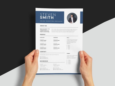 Free Online Marketing Specialist Resume Template resume design cv template design free resume resume cv free cv template freebie free resume template resume freebies