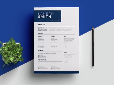 Free Product Marketing Manager Resume Template resume design cv template design free resume resume cv free cv template freebie free resume template resume freebies