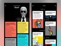 Colours of Karl : Free Sketch UI Kit