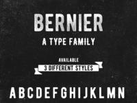 Bernier Free Vintage Style Font