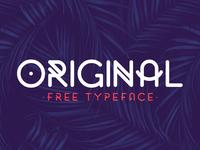 Original Free Font