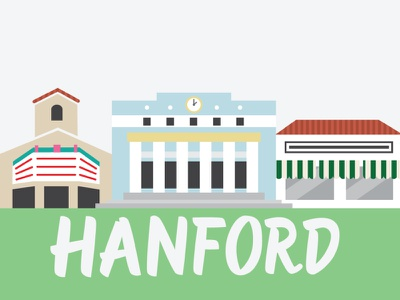 Hanford Geofilter Cover case study logotype logo design hand lettering type lettering