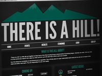 There Is A Hill Website