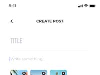 Create post