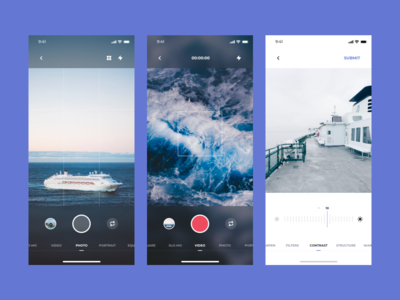 Think UI Kit – Camera App