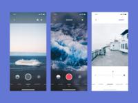 Think UI Kit – Camera App