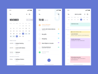 Think UI Kit – Todo App
