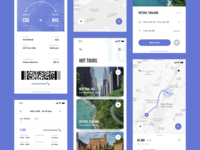 Think UI Kit –  Travel