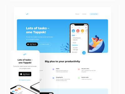 Tappsk Landing