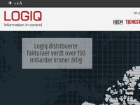 Logiq website design