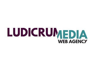 Ludicrumedia Logo agency logo