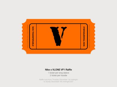 Vlone Ticket