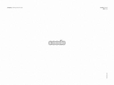 Coodo for kids - logo