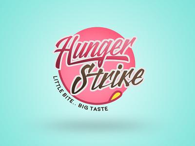 Hunger_Strike Re Branding hungry logo logo food hunger strike
