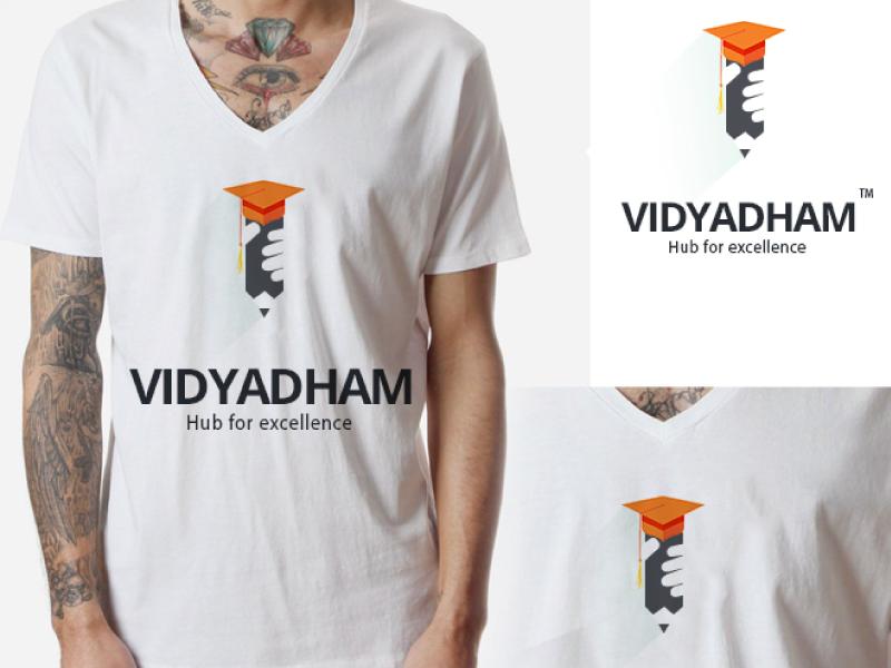 Vidyadham Classes vidyadham classes education icon logo education