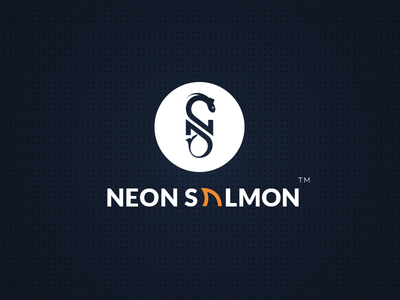 Neon Salmon