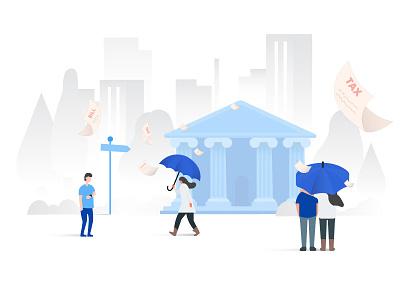 Illustration paisa bazaar paisa on demand tax payment bill payment